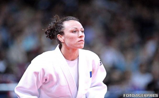 CE de judo: Andreea Chiţu a obţinut medalia de argint la categoria 52 kg