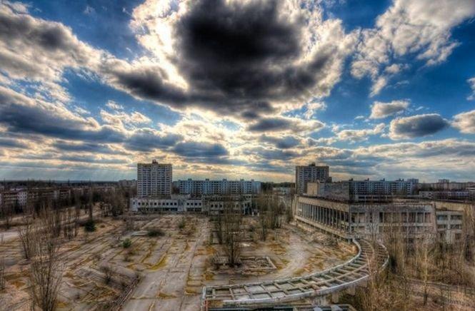 După Apocalipsă. Imagini impresionante cu Cernobîl, la 27 de ani după dezastrul nuclear