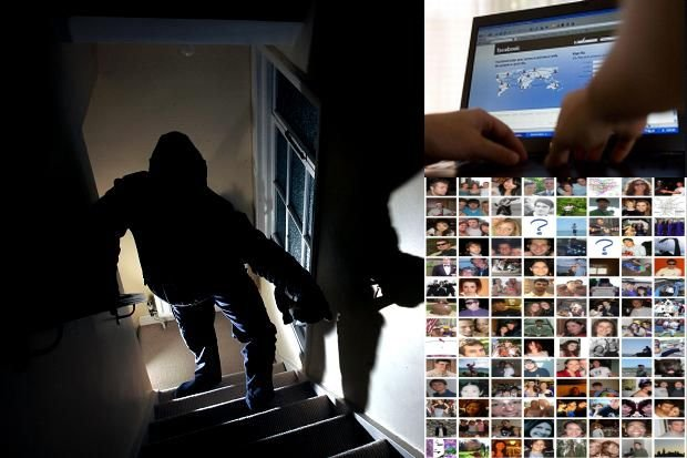MARE ATENŢIE ce postezi pe Facebook. Spărgătorii de locuinţe caută PONTURI în galeria ta FOTO