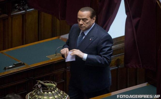 Berlusconi vrea ca Italia să înfrunte Europa în problema austerităţii şi propune un adversar al Germaniei ca ministru al Economiei