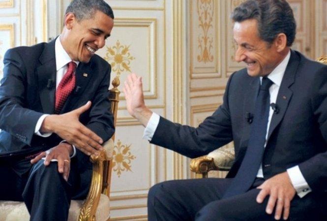 Obama a primit de la Sarkozy cadouri în valoare de peste 41.000 de dolari în 2011