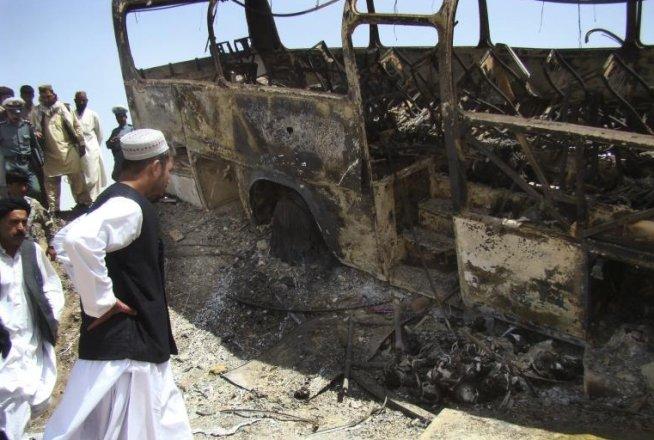 Afganistan. 45 de oameni au murit în urma unui accident rutier
