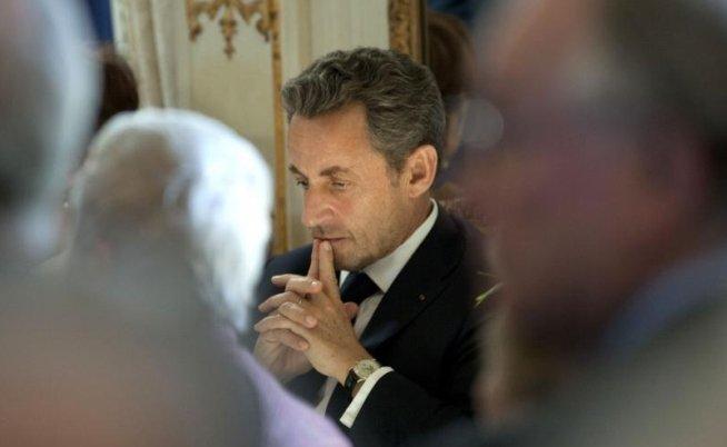 Nicolas Sarkozy s-a întâlnit cu secretarul general al ONU, Ban Ki-Moon