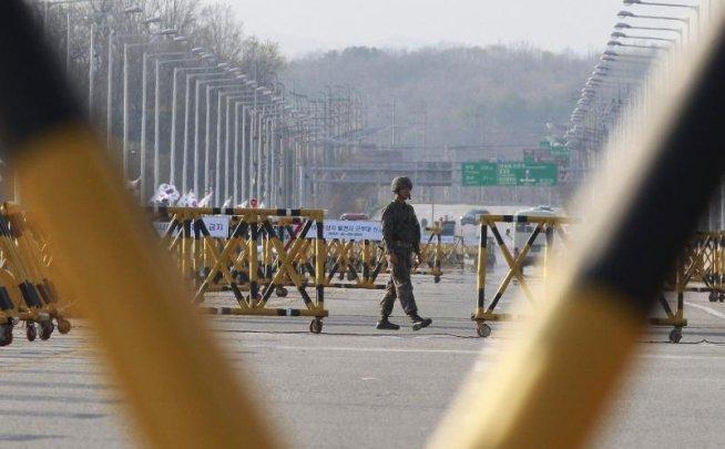 """Un american va fi judecat de un tribunal nord-coreean pentru """"încercare de răsturnare"""" a regimului"""
