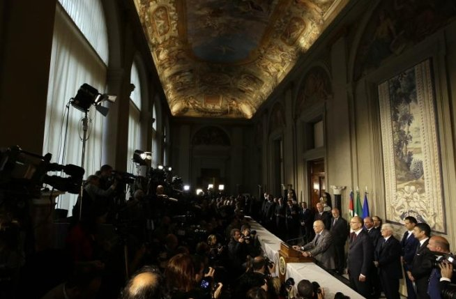 AFP: Noul Guvern italian, o formulă îndrăzneaţă şi riscantă