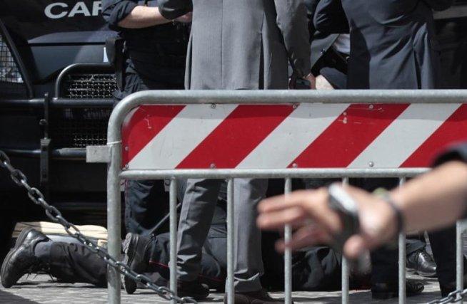 Italia. Autorul atentatului de duminică este un antreprenor cu probleme psihice