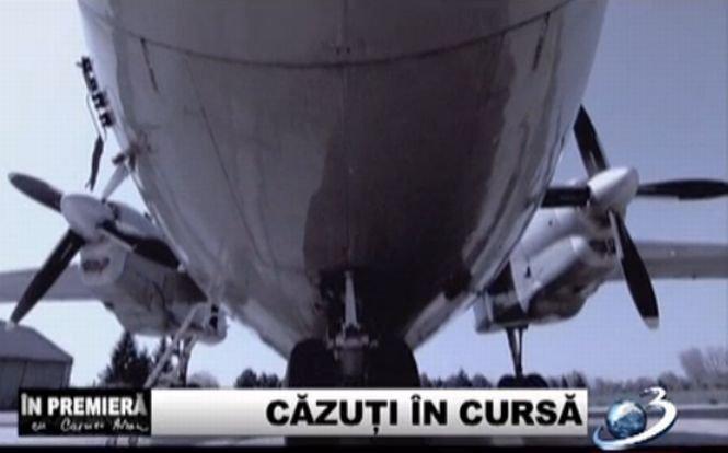 """Misterul avionului de pasageri prăbuşit în decembrie 1989, dezlegat """"În Premieră cu Carmen Avram"""""""