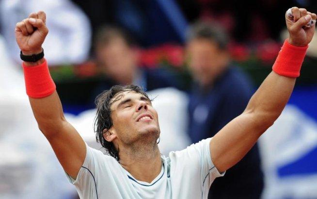Rafael Nadal a câştigat turneul de la Barcelona