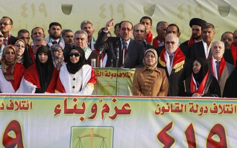 Preşedintele Parlamentului irakian cere demisia Guvernului şi organizarea unor alegeri anticipate