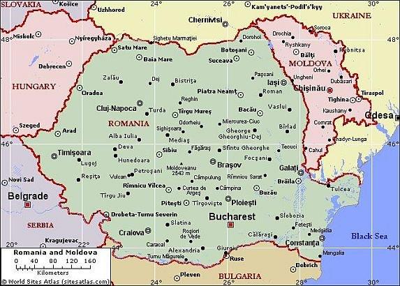 După Regionalizare Harta Romaniei Va Arăta Altfel Trebuie Să Ne