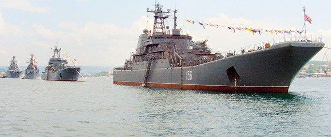 Flota Rusiei din Marea Neagră şi-a reluat prezenţa permantă în Mediterană