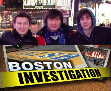 Noi ARESTĂRI în ancheta atentatelor din Boston. Doi dintre ei sunt foşti colegi de clasă cu Djokar Ţarnaev