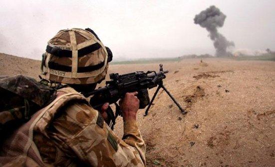 Cinci militari ai NATO au fost ucişi într-o explozie în Afganistan