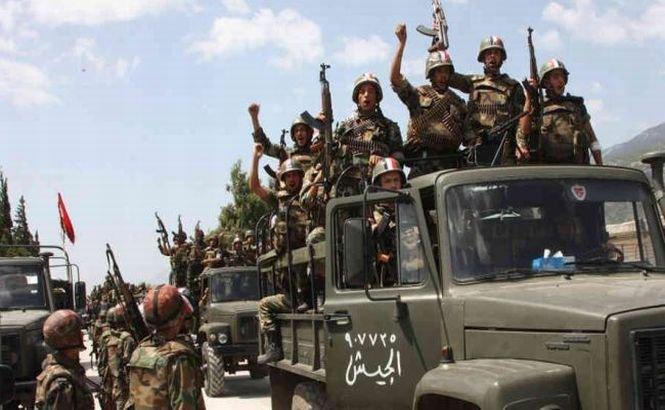 Armata siriană a recâştigat controlul unui oraş strategic din sudul ţării