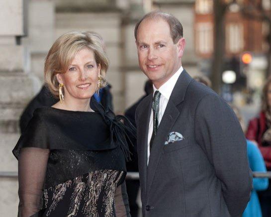 Prinţul Edward al Marii Britanii şi soţia sa, prinţesa Sofia, vor veni în România