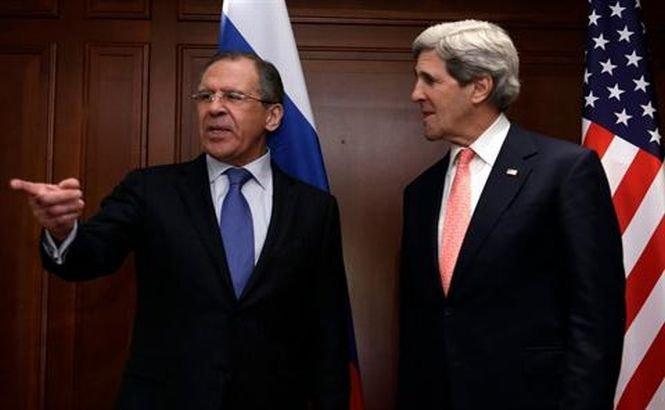 Rusia şi SUA fac eforturi pentru a aduce pacea în Siria