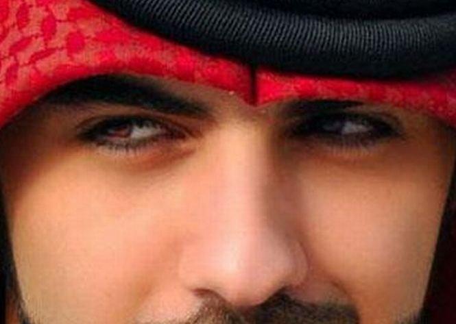 Pagina de Facebook a celui mai frumos bărbat din Arabia a fost ştearsă