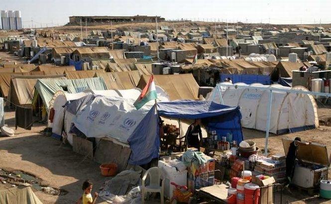 SUA trimit încă 100 de milioane $ refugiaţilor sirieni