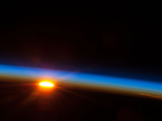 """Imaginea publicată de NASA: """"Dovedeşte că totul este într-un echilibru perfect"""""""