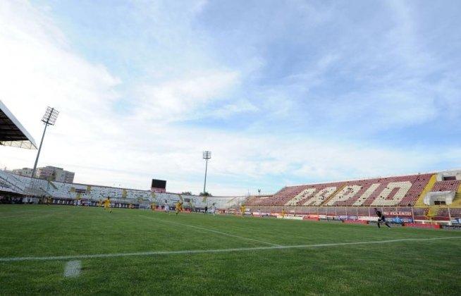 FC Rapid nu a primit licenţa pentru ediţia viitoare a Ligii I