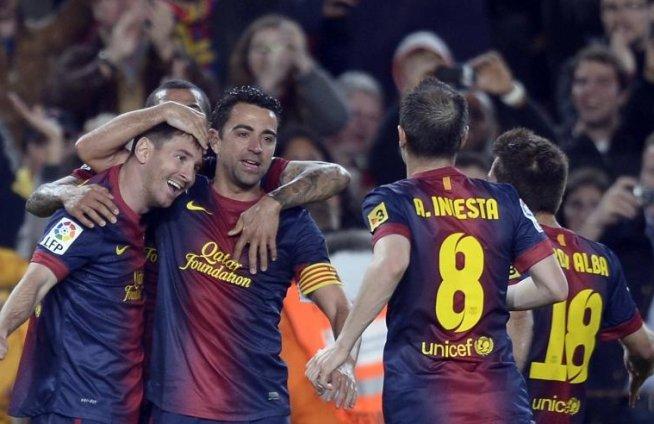 FC Barcelona, campioana Spaniei pentru a 22-a oară