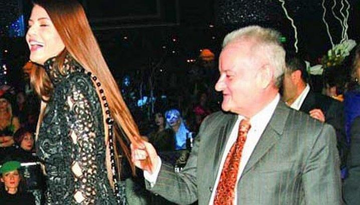 S-a întors roata între Iri şi Moni. Afaceristul Columbeanu îi cere bani Monicăi