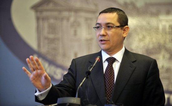 Ponta: Chiar dacă nu va mai fi USL, tot pe Crin Antonescu îl susţin