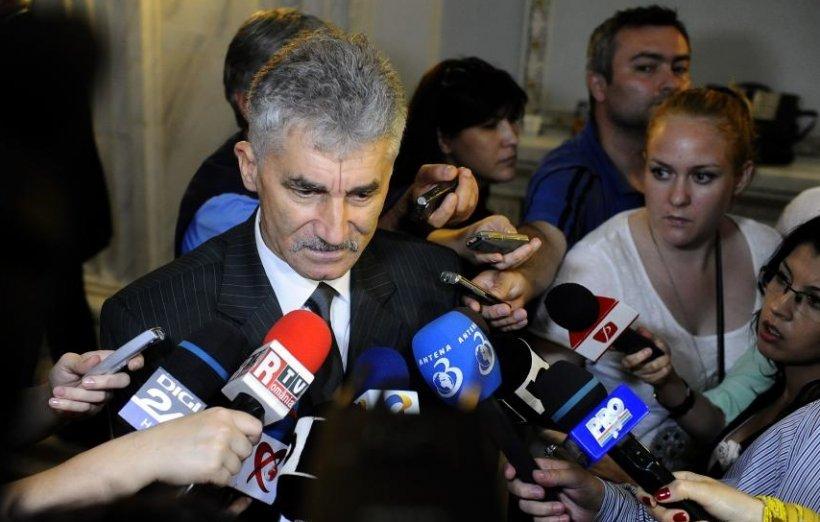 Oltean: Nu dau şanse Partidului Popular. Nu mai e loc pe eşichierul politic