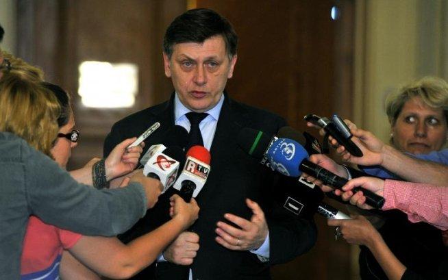 Crin Antonescu: USL este o alianţă politică de durată, este garanţia de stabilitate a României