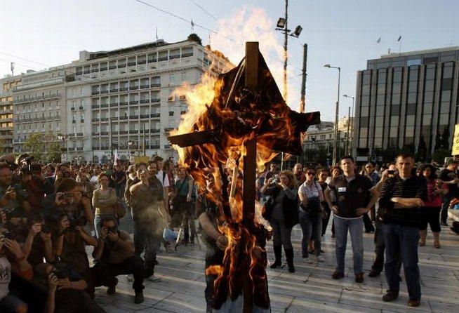 A fost lansat un nou partid politic în Grecia. Formaţiunea militează pentru revenirea la drahmă
