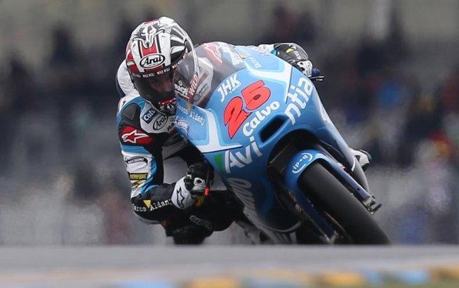 Maverick Vinales a câştigat MP al Franţei la Moto3