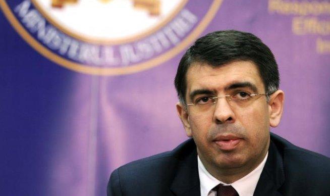Ministrul Justiţiei: Prioritatea numărul unu este să obţinem un bun raport MCV
