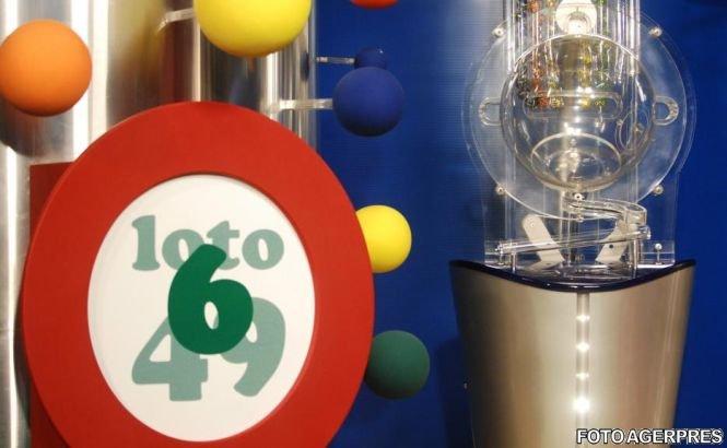 Premiu de peste 7,4 milioane euro, la Loto 6/49. Vezi numerele câştigătoare