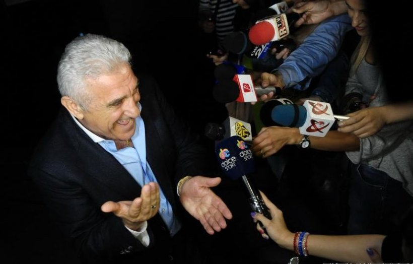 Ioan Becali: Nimeni nu va mişca un deget la Steaua fără acordul lui Gigi