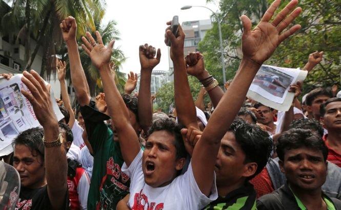 Myanmar: 7 persoane trimise în închisoare pentru uciderea unui călugăr budist