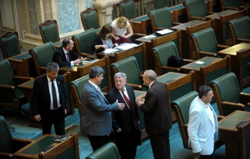 Senatul a adoptat modificarea Legii referendumului pentru reducerea pragului de prezenţă la urne
