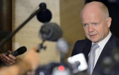 Hague: Soluţionarea crizei siriene implică îndepărtarea lui Bashar al-Assad de la putere