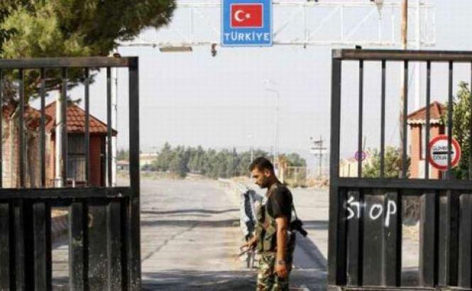 Turcia închide graniţa cu Siria