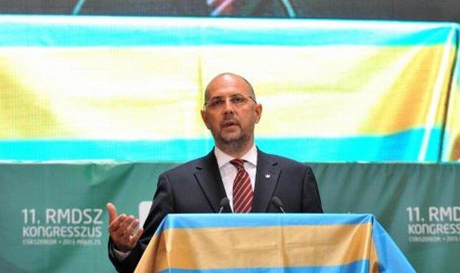 Kelemen Hunor: Noi vrem o Constituţie care să recunoască minorităţile naţionale ca parte integrantă a statului