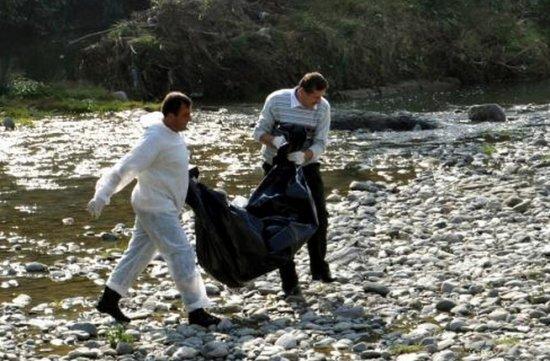 Femeia găsită în râul Argeş a fost identificată
