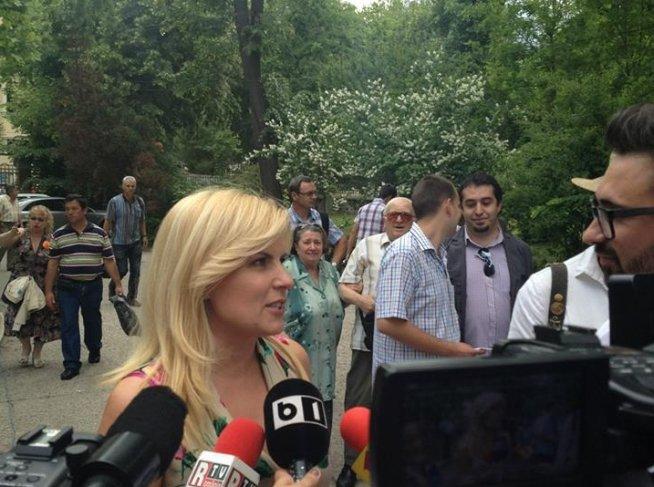 Udrea: Urez PDL să aibă puterea să strălucească pe scena politică românească