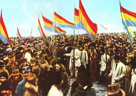 The history of the Romanian flag How the flag came to be