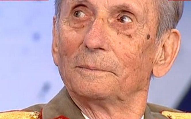 Un om care merită statutul de erou. Are 92 de ani şi a fost rănit de două ori în al Doilea Război Mondial