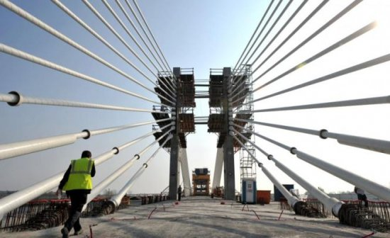 The Calafat-Vidin bridge will be inaugurated on June 14th. The transit fee is 6 Euros 114