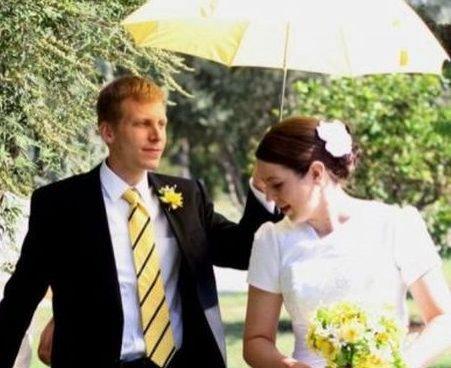 """S-au făcut de ruşine într-un mare stil la nunta lor. Mireasa a declarat: """"Habar nu aveam că era aşa de mare"""""""