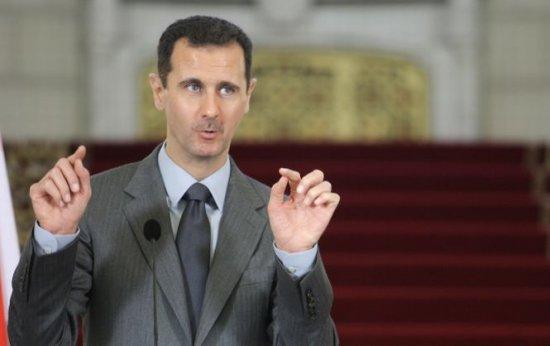 """Preşedintele sirian: Este o """"presiune populară"""" de a se deschide frontul împotriva Israelului"""