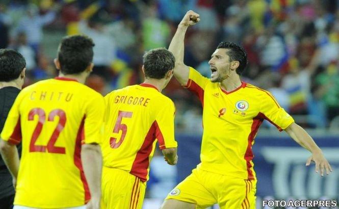 România a câştigat fără emoţii meciul amical cu Trinidad Tobago, scor 4-0