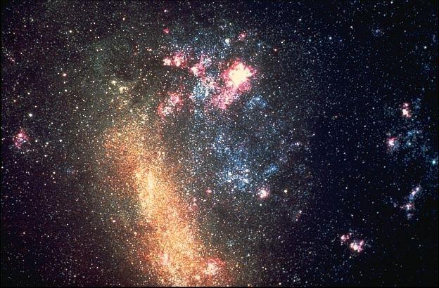 Fotografia ULUITOARE publicată de NASA. Norii lui Magellan, într-o imagine mult mai clară ca până acum