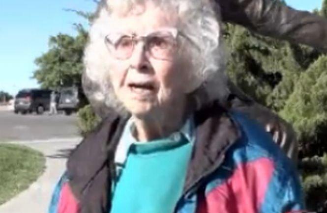 """Gestul uluitor făcut de o bătrână de 102 ani. """"Nu am gândit niciodată prin prisma vârstei pe care o am"""""""