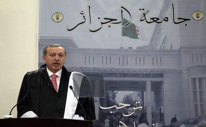 Erdogan: Planurile pentru reamenajarea parcului Gezi vor continua